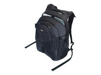 Targus 15.4 - 16 inch / 39.1 - 40.6cm Campus Laptop Backpack - sac à dos pour ordinateur portable
