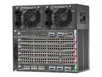Cisco Catalyst 4506-E - commutateur - Montable sur rack