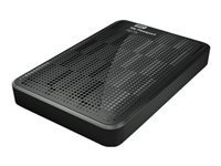 WD My Passport AV-TV WDBHDK5000ABK - disque dur - 500 Go - USB 3.0