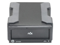HPE RDX Removable Disk Backup System - lecteur RDX - SuperSpeed USB 3.0
