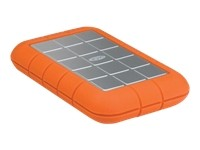 LaCie Rugged Triple - disque dur - 2 To - FireWire 800 / USB 3.0