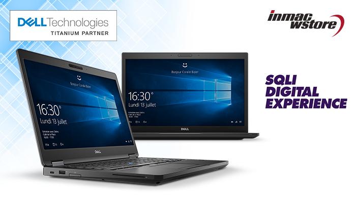 [Témoignage] SQLI adopte Dell et inmac wstore pour ses nouveaux PC portables